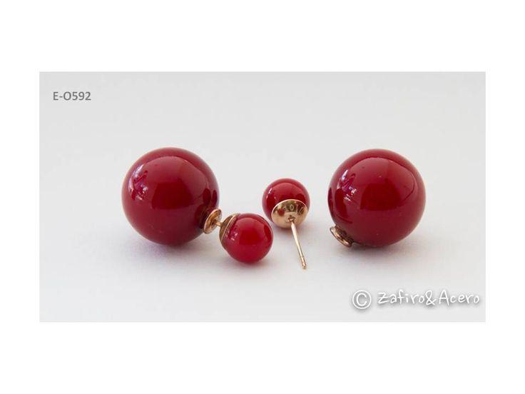 Topos rojos