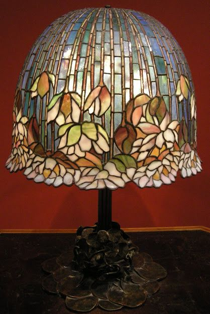 Attractive Louis Comfort Tiffany, Lampada Da Tavolo Pomb Lily, Ca.   Art Nouveau    Wikipedia, The Free Encyclopedia Photo Gallery