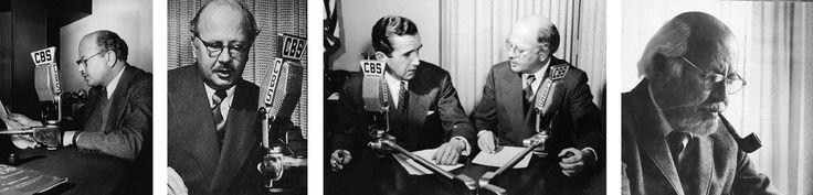 Американский журналист и историк Уильям Ширер и его книга Взлет и падение Третьего рейха