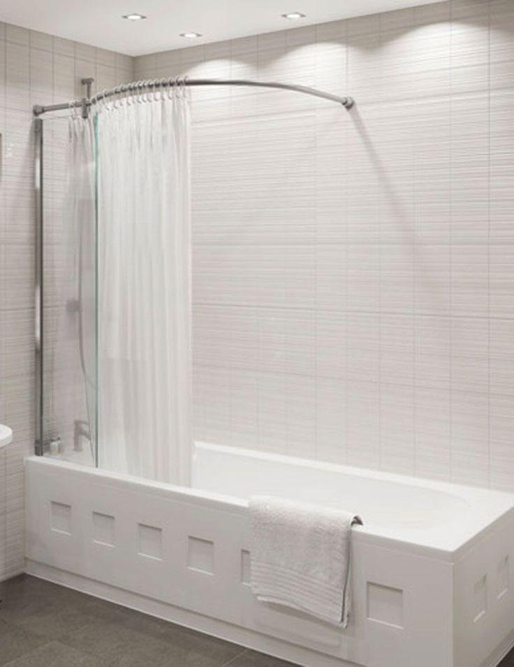 shower over corner bath. Best 25  Shower over bath ideas on Pinterest Bathtub shower with glass door and Comfort room tiles small bathrooms