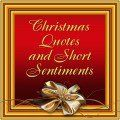 Short Christmas Quotes and Sayings for Cards