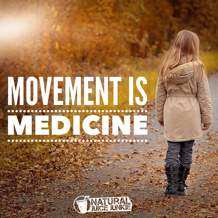 Movement Is Medicine – How to Start Getting Active