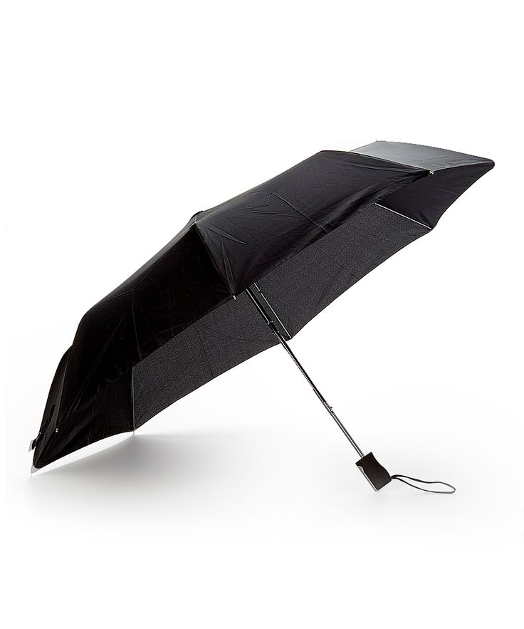 Black Compact Umbrella