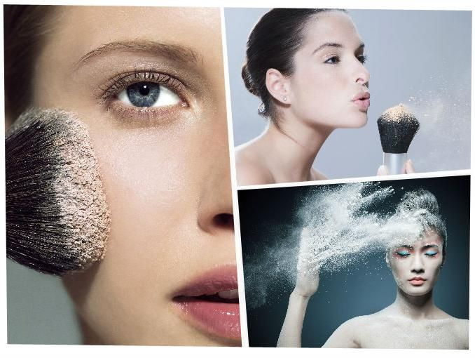 Sella tu maquillaje sin gastar. Cómo hacer polvo traslúcido en casa