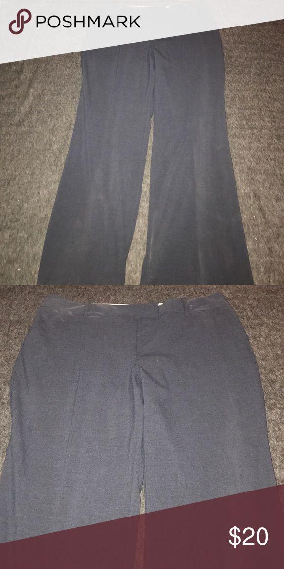 Heather navy dress pants New Worthington Pants Trousers
