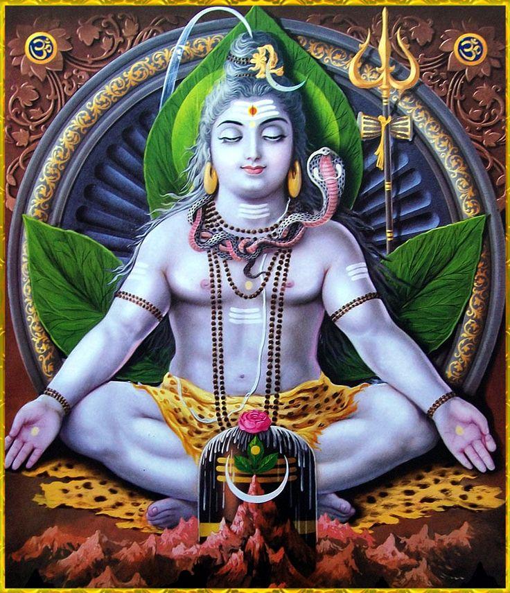 ☀ SHIVA ॐ ☀ Om Namah Shivaya.