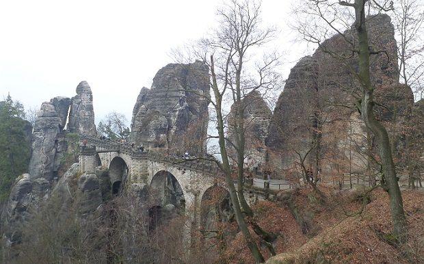 Bastei, Germany