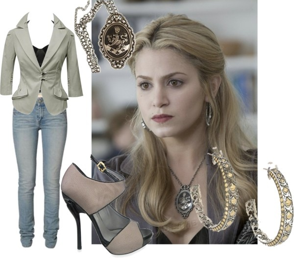 """rosalie hale style"" by zyzu on Polyvore"