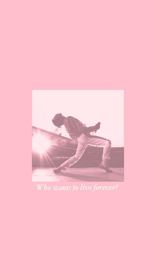Freddie Mercury iPhone Wallpaper