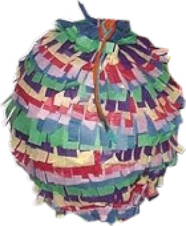 25 best ideas about paper mache pinata on pinterest for Best way to paper mache a balloon