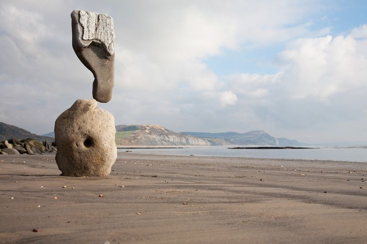 Adrian Gray ~ The pioneer of stone balancing art