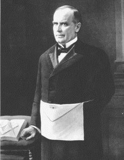 "President William McKinley decided to become a Freemason when he saw acts of compassion by a Union soldier toward Confederate prisoners during the Civil War.  The Union Brother who extended the kindness told McKinley, ""It makes no difference to me; they are Brother Masons in trouble and I am only doing my duty.""    ""If that is Masonry,"" replied McKinley, ""I will take some of it myself.""    At that, McKinley petitioned for membership.  Even though he was a Union Major at the time, he was…"