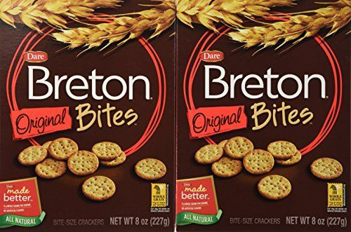 Dare Breton Minis Crackers Original 8Ounce Packages Pack of 12 *** Click image to review more details.Note:It is affiliate link to Amazon.