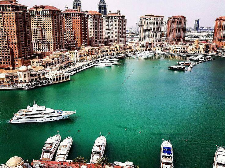 Pearl #Doha #Qatar @dvy.vldz TAG Your Awesome Photos #Qatarism by qatarism http://ift.tt/1LtnPev