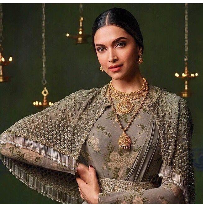 Deepika in sabyasachi 2016 order thebollywoodcloset @gmail.com