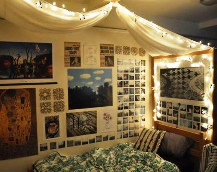 Teenage Bedroom Wall Designs