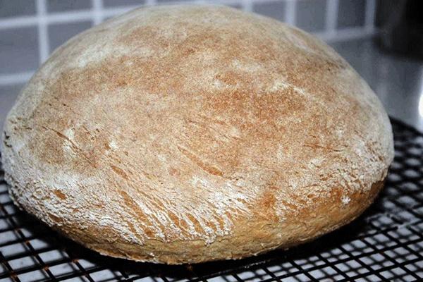 sourdough rye bread food-something-savory