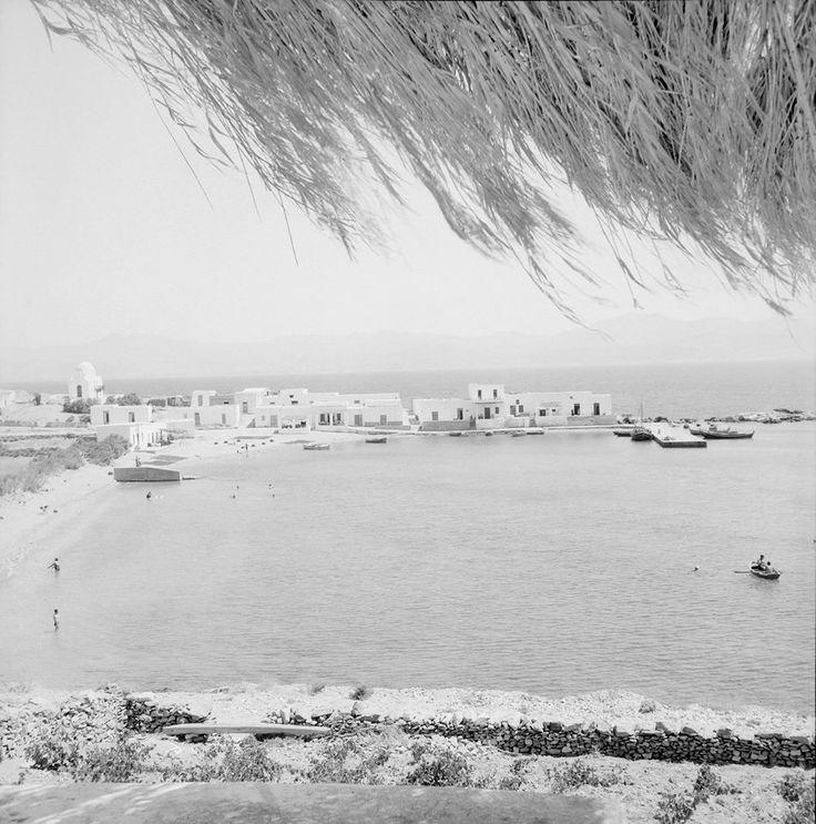Paros island. Photo by Zacharias Stellas. Benaki Museum Photographic Archive