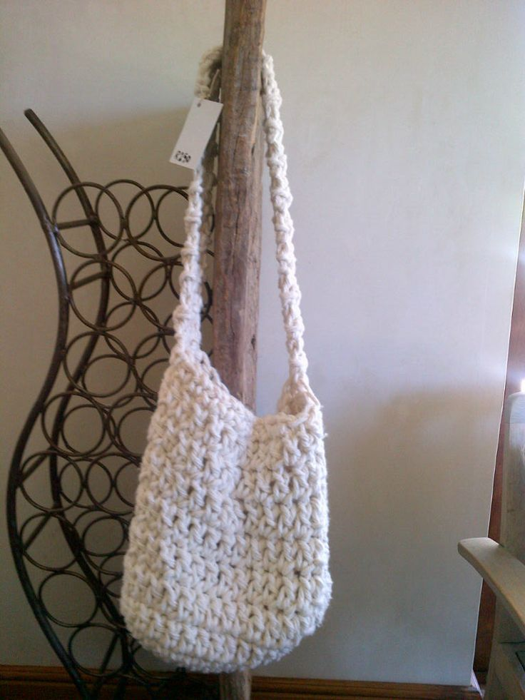 beach bag available from Handmade by Maggie Jo