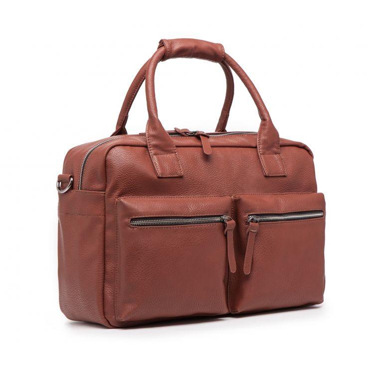 Een mooie school/schoudertas van Wimona. De nieuwe trend in de mooiste kleuren!