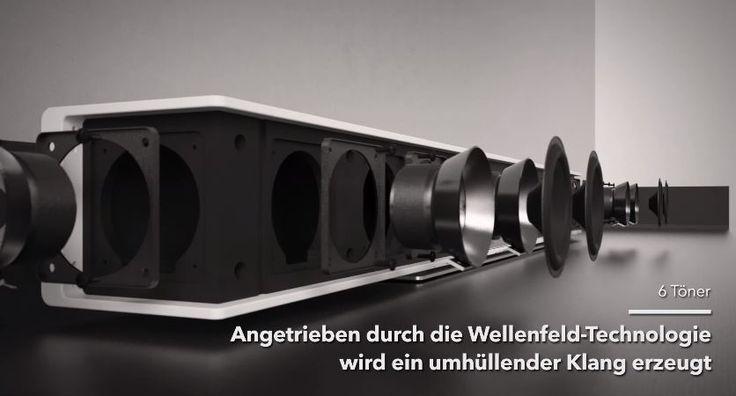 Nur heute und morgen! € 420,- Rabatt - #Raumfeld Soundbar #Gutschein #Teufel https://www.lautsprecher-shop.com/?p=106140