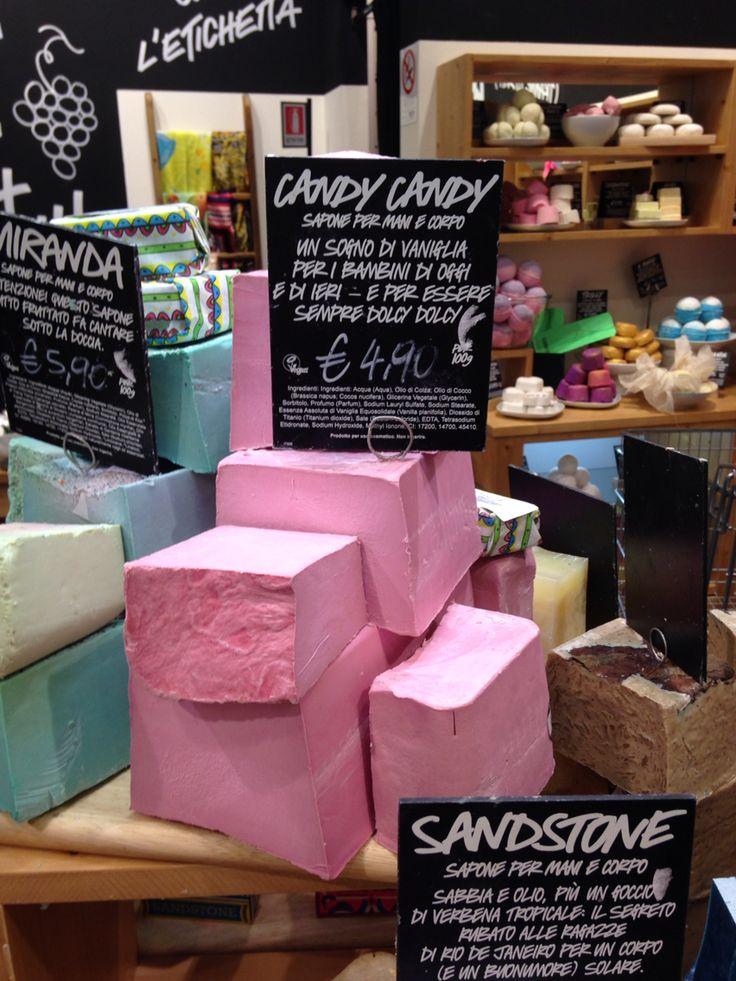 Candy candy gnam gnam- Florence, I gigli-