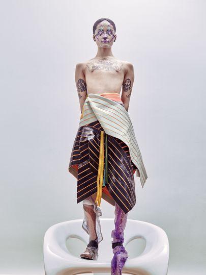Martina Spetlova Autumn/Winter 2017 Ready To Wear Collection | British Vogue
