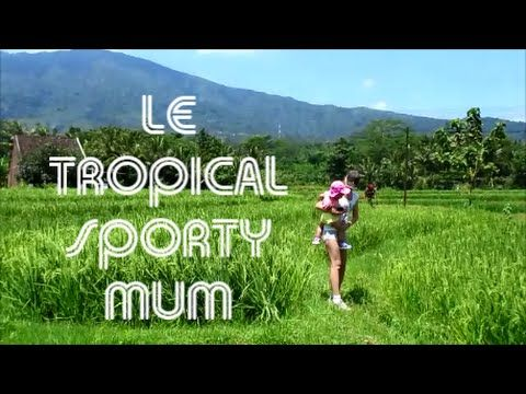 WORKOUT WITH YOUR BABY | THE TROPICAL MOM WAY!!!-This Fresh Family Daily...