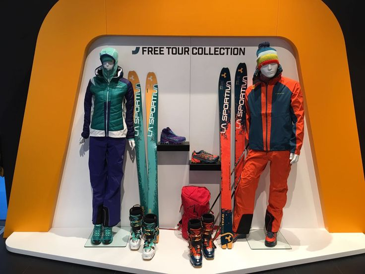 Grow, challenge, evolve. These are the core values of La Sportiva skimountaineering collection. Check it out at ISPO 2017.