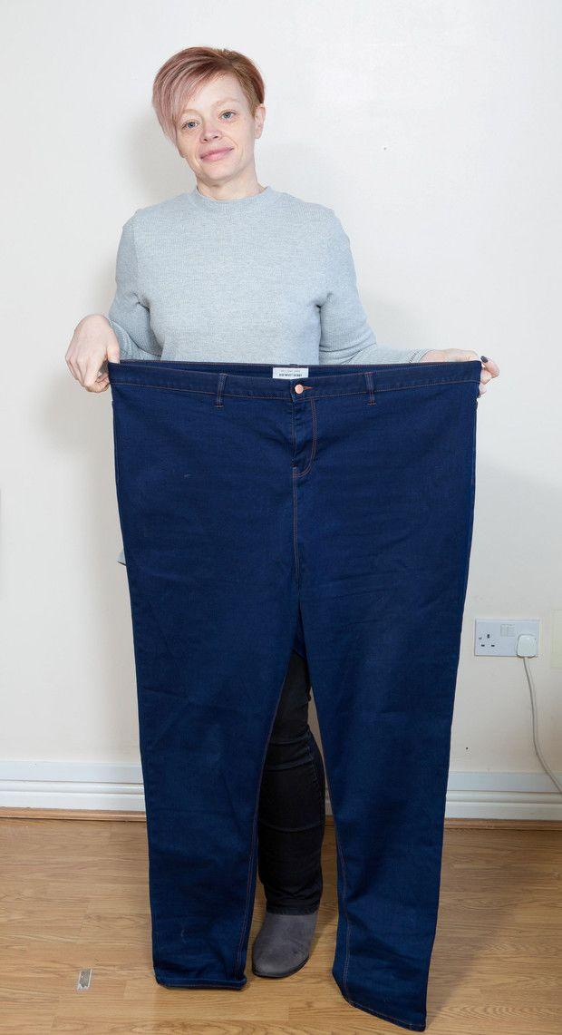 Laura testsúlyának felét leadta. Te utána tudnád csinálni?