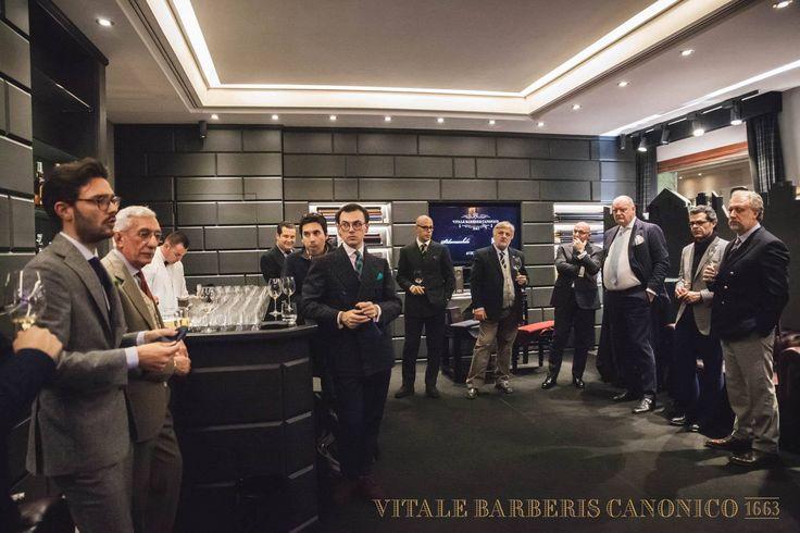 VBC event Fabric & Whisky, 15th December  #VBCShowroom