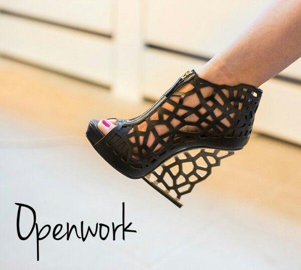 United Nude Openwork Shoe Spring 2014