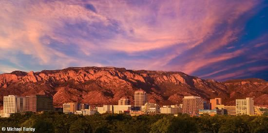 Albuquerque is a great place to live or vacation!