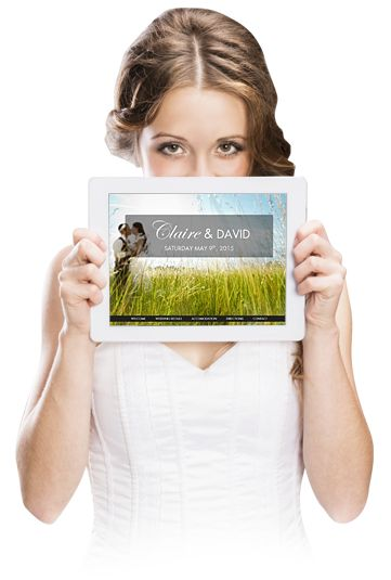 Why you need to have a wedding website. Read this http://ourbigdayinfo.com/advantages-of-a-wedding-website.php