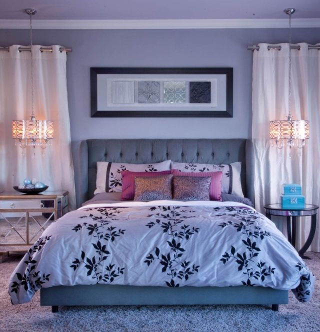 Master Bedroom Wall Decor Ideas Pinterest Interior Decoration For Bedroom Nice Bedrooms For Girls Purple Bedroom Ideas Blue: 1000+ Ideas About Feminine Bedroom On Pinterest