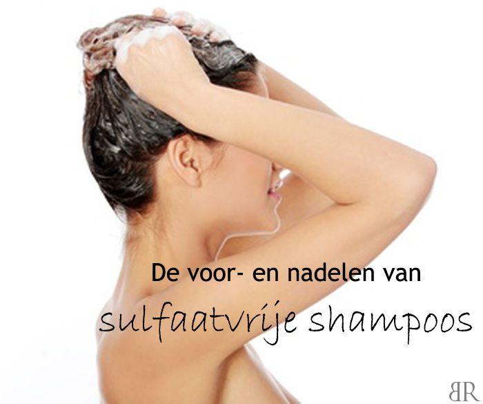 Sulfaatvrije, zeepvrije, siliconenvrije én alcoholvrije shampoos (lijstje)