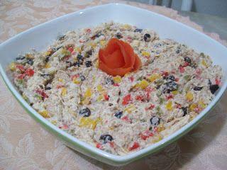Salada Marroquina no dia 27/12/2012