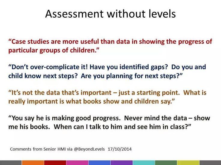 The 14 best images about Assessment without levels on Pinterest - leadership self assessment