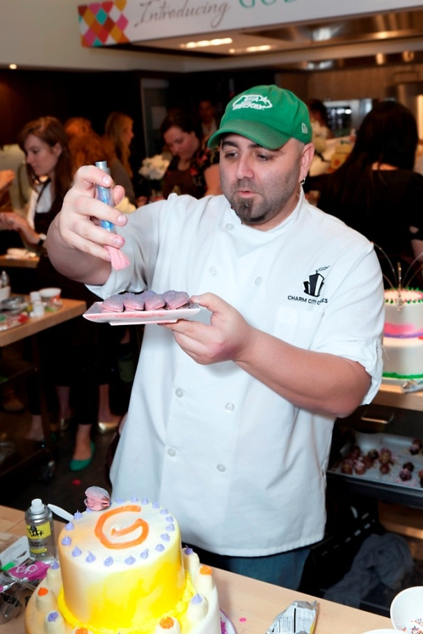 Chef Duff Goldman best baker ever