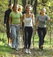 Nordic Walking with Lymphedema