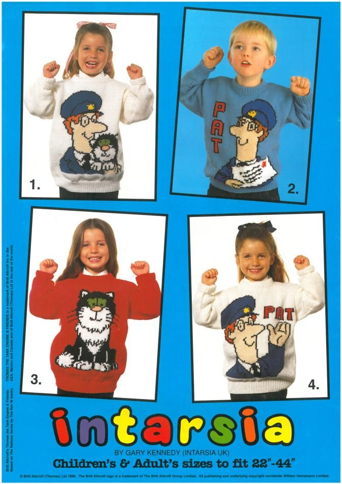 7 best postimies pate images on pinterest postman pat knit postman pat see more postmanpat must find this pattern dt1010fo