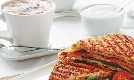Prepare en 20 minutos un desayuno delicioso al mejor estilo italiano.