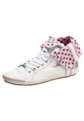 Dames #Sneakers hoog Wit #Replay Maat 35|36|37|38|39|40 Schoenen ? I Love sneakers, gewoon alle sneakers online kopen Belgi? en Nederland
