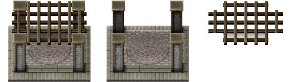 RPG Maker VX Town Square by Ayene-chan.deviantart.com on @deviantART