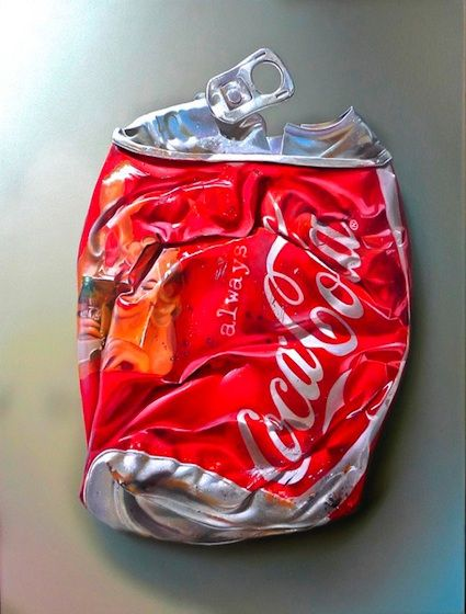 ● Amazing! ✨ - Photorealistic painting by Tjalf Sparnaay (Holland)