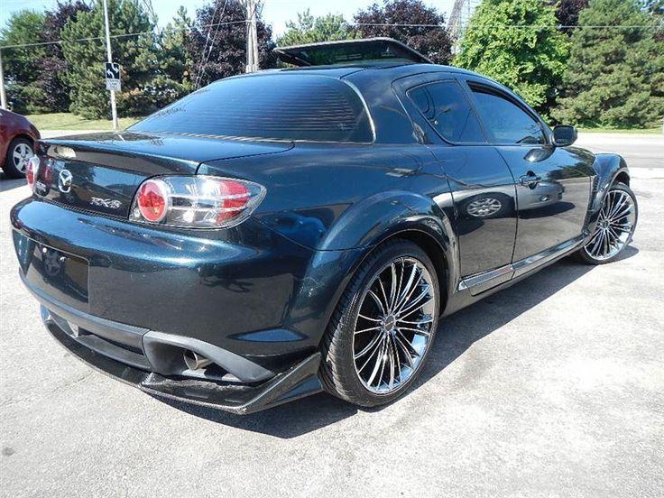"""Car - 2005 Mazda RX-8 GT 19 inch wheels in Etobicoke, ON $6,880"""