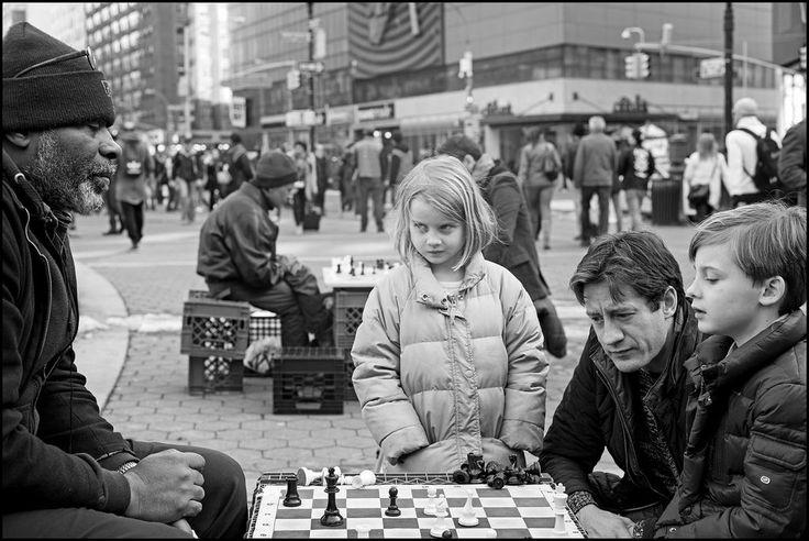 Union Sq chess