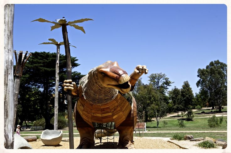 mcnish 'dinosaur park' reserve, yarraville parks & playgrounds mamma knows west