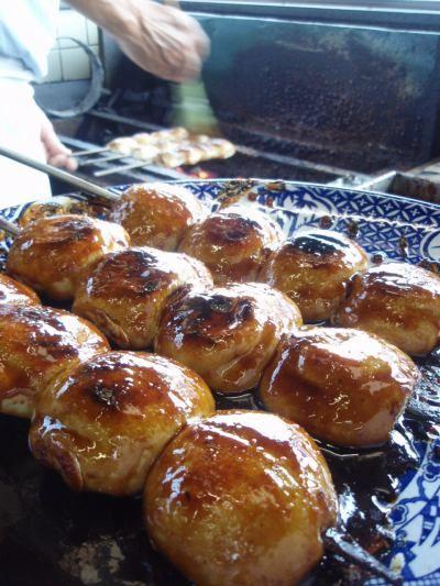 AyeYaiYai | 上州名物 焼き饅頭 (ホームベーカリーでのレシピ) 焼きまんじゅう