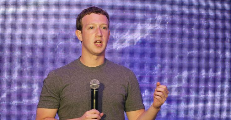 """""""Two weeks ago, Mark Zuckberg said 'Je suis Charlie'. He was full of it"""". Hypocritical, facebook."""
